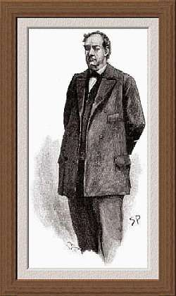 The Diognes Club:  Mycroft Holmes, Founding Member