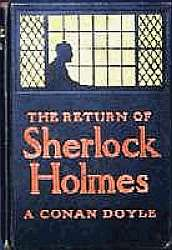 The Diogenes Club:  The Return of Sherlock Holmes, 1st US Edition